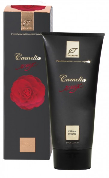 Body Lotion Camelia Rouge