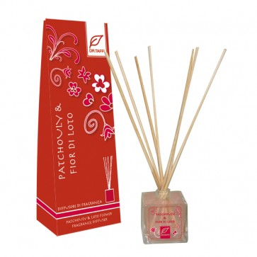 Fragrance Diffuser Patchouly & Fior di Loto