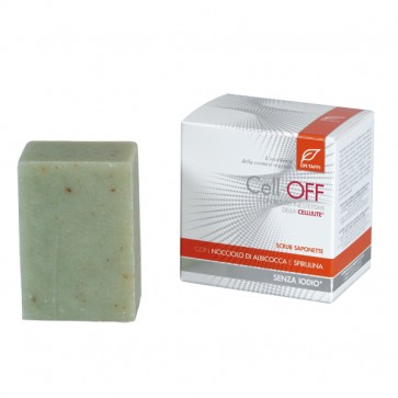 Scrub Soaps Cell OFF ORGANIC&VEGAN
