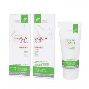 Body Lotion Brucia Snel ORGANIC&VEGAN