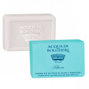 Bar of Soap Libeccio ORGANIC&VEGAN